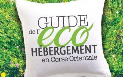 Guide de l'éco-hébergement